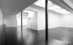 temporary gallery